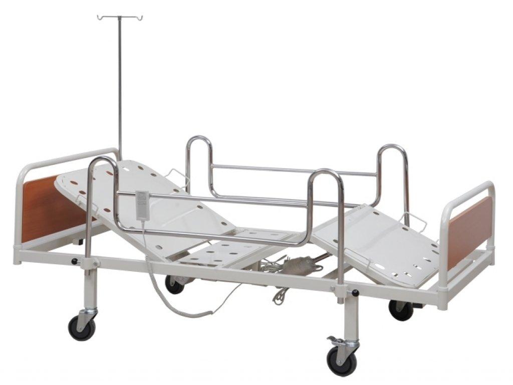 hasta yatağı elektrikli çift başı hareketli