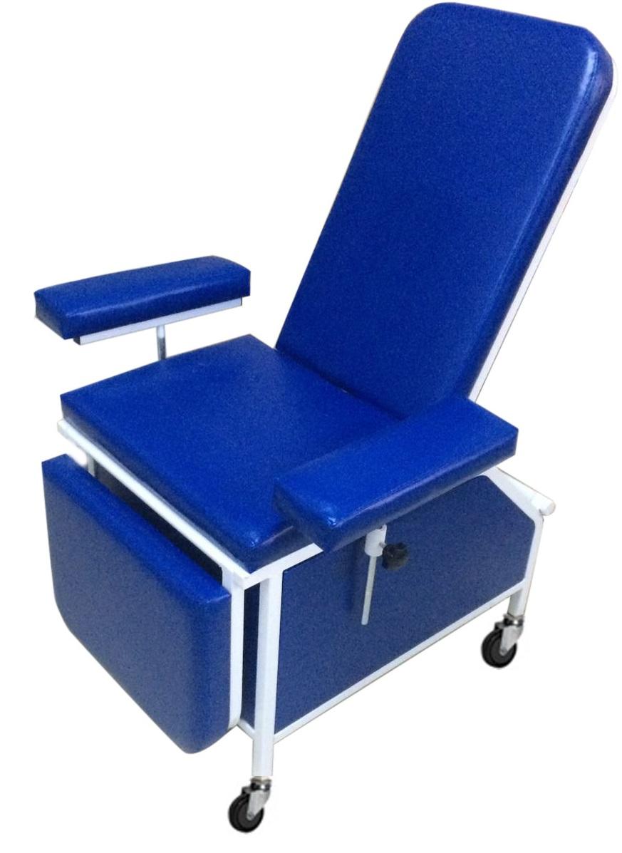 TK-429/1 tekerlekli lüks kan alma koltuğu
