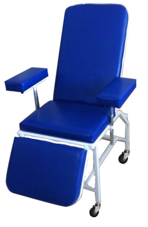 TK-428-1 tekerlekli kan alma koltuğu