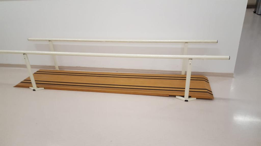 TK-502 paralel bar 3 metre