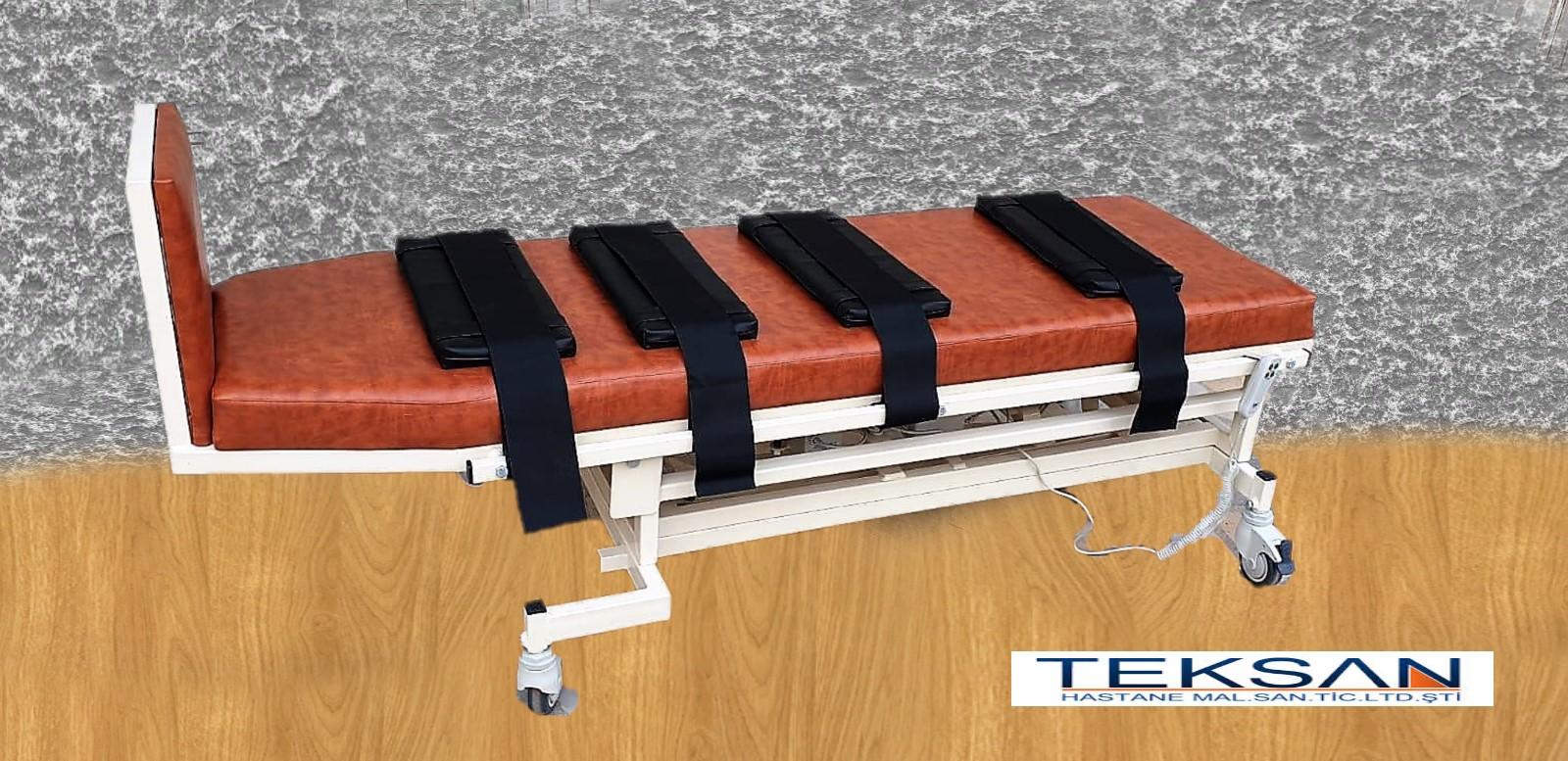 TK-704/1 TİLT TABLE İKİ MOTORLU