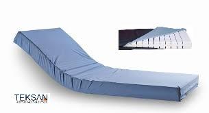 sünger hasta yatağı